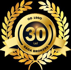 30 lat SAGA Brokers